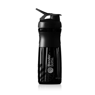 SportMixer 830ml (Preta) - Blender Bottle