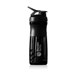 Blender Bottle SportMixer 830ml (Preta) - Blender Bottle
