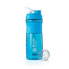 SportMixer 830ml (Colorida) - Blender Bottle