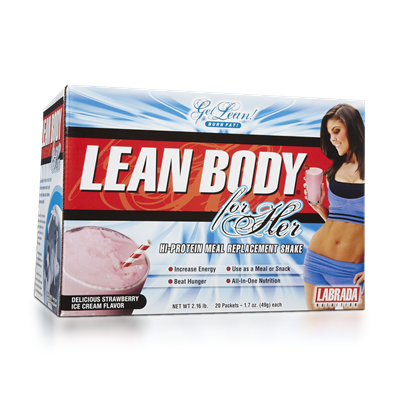 Lean Body For Her (Para elas) - Labrada