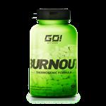 BurnOut (Thermogenic Formula) - GO Nutrition