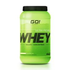 Whey Protein Isolate + Concentrate Ultra Premium - GO Nutrition