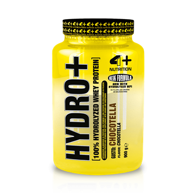 Hydro+ (Whey Protein 100% Hidrolisado) - 4 Plus Nutrition