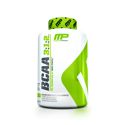 Bcaa - Muscle Pharm