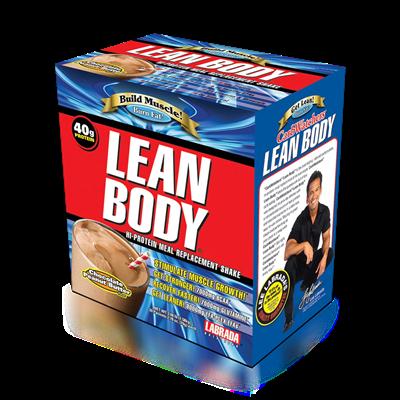 Lean Body Original - Labrada