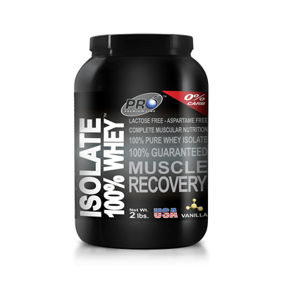 Isolate 100% Whey - Pró Premium Line