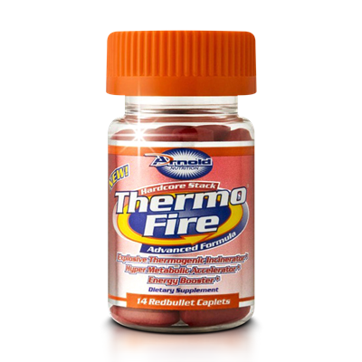 Thermo Fire - Arnold Nutrition