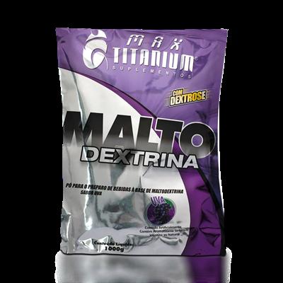 Maltodextrina - Max Titanium