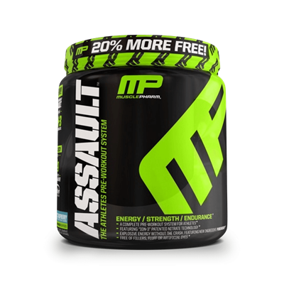 Assault - Muscle Pharm