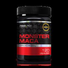 Monster Maca Peruana - Probiótica