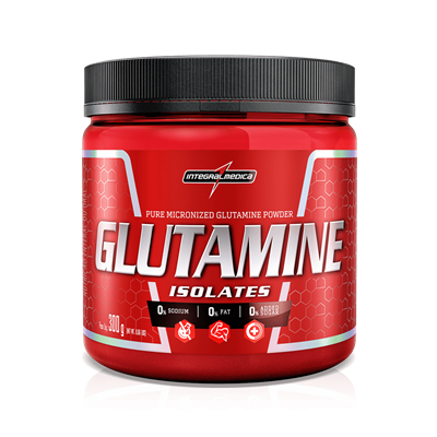 Glutamine Isolates - Integralmédica - 150g