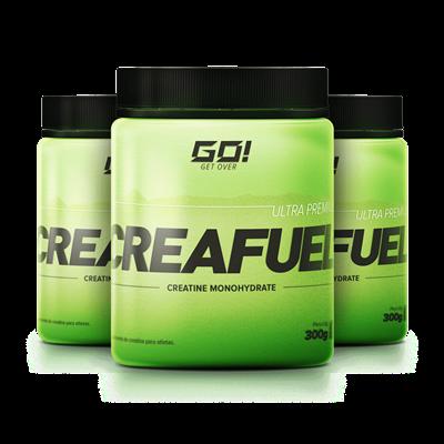 CreaFuel Ultra Premium - Leve 3 Pague 2 (900g) - Go Nutrition