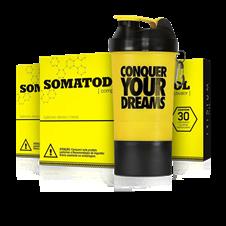 Combo 3 Somatodrol - Iridium Labs