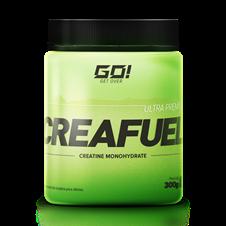 CreaFuel (Creatina) (BRND) Venc. 31/12/17 - GO Nutrition