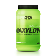 Waxy Low (Waxy Maize) Ultra Premium (BRND) - GO Nutrition - Natural