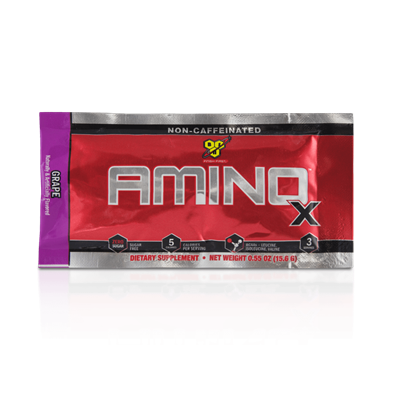 Amino X (3 Doses) (BRND) - BSN