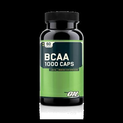 BCAA 1000 (60 cápsulas) (BRND) - Optimum Nutrition