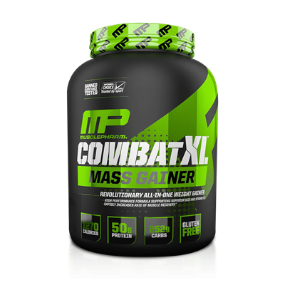 Combat XL Mass Gainer - Muscle Pharm