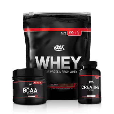 Combo Black Line - Optimum Nutrition