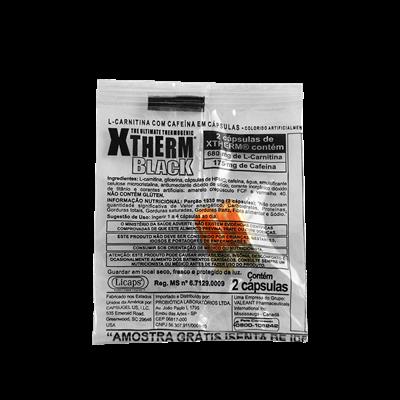 Xtherm Black (BRND) - Probiótica