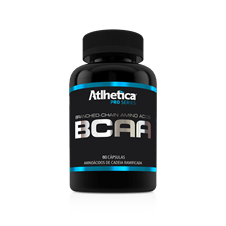BCAA Pro Series (60 caps) (BRND) - Atlhetica Nutrition