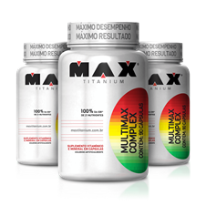 Multimax Complex Leve 3 Pague 2 - Max Titanium