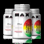 Multimax Complex Leve 3 Pague 2 - Max Titanium