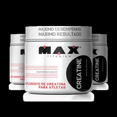 Creatina (150g) Leve 3 Pague 2 - Max Titanium