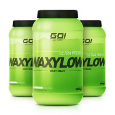 Waxy Low (Waxy Maize) Leve 3 Pague 2 - GO Nutrition