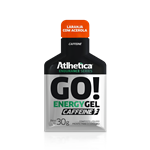 GO! Energy Gel Caffeine - Atlhetica Endurance Series