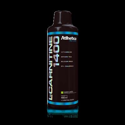 L-Carnitina 1400 - Atlhetica Nutrition