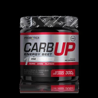 Carb Up Energy Beet - Probiotica