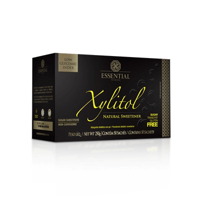 Xylitol Sachês - Essential Nutrition