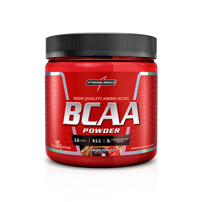 BCAA Powder 4:1:1 - Integralmédica