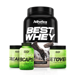 Combo Best Whey - Multimarcas