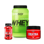 Combo Whey Ultra Premium - Multimarcas