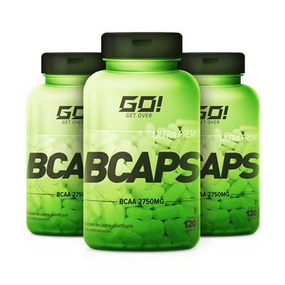 BCAPS Leve 3 Pague 2 - Go Nutrition