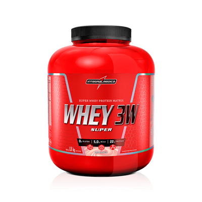 Super Whey 3W (1800g) - Integralmédica