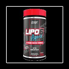 Lipo 6 Aqua - Nutrex