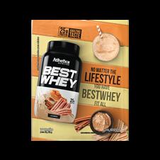 Best Whey (Dose Única) - Atlhetica Nutrition
