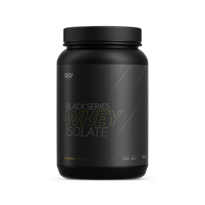 Whey Protein Isolado - GO Black Series