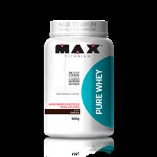 Pure Whey - Max Titanium