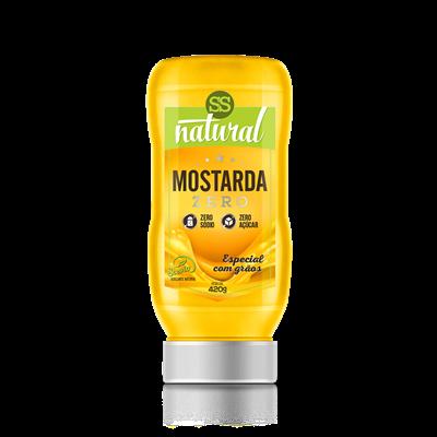 Mostarda Zero - SS Natural