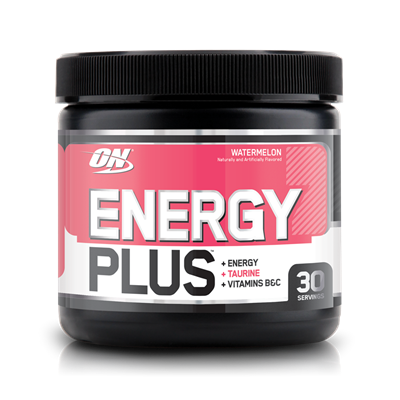 Energy Plus - Optimum Nutrition