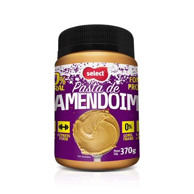 Pasta de Amendoim - Select Amendoim