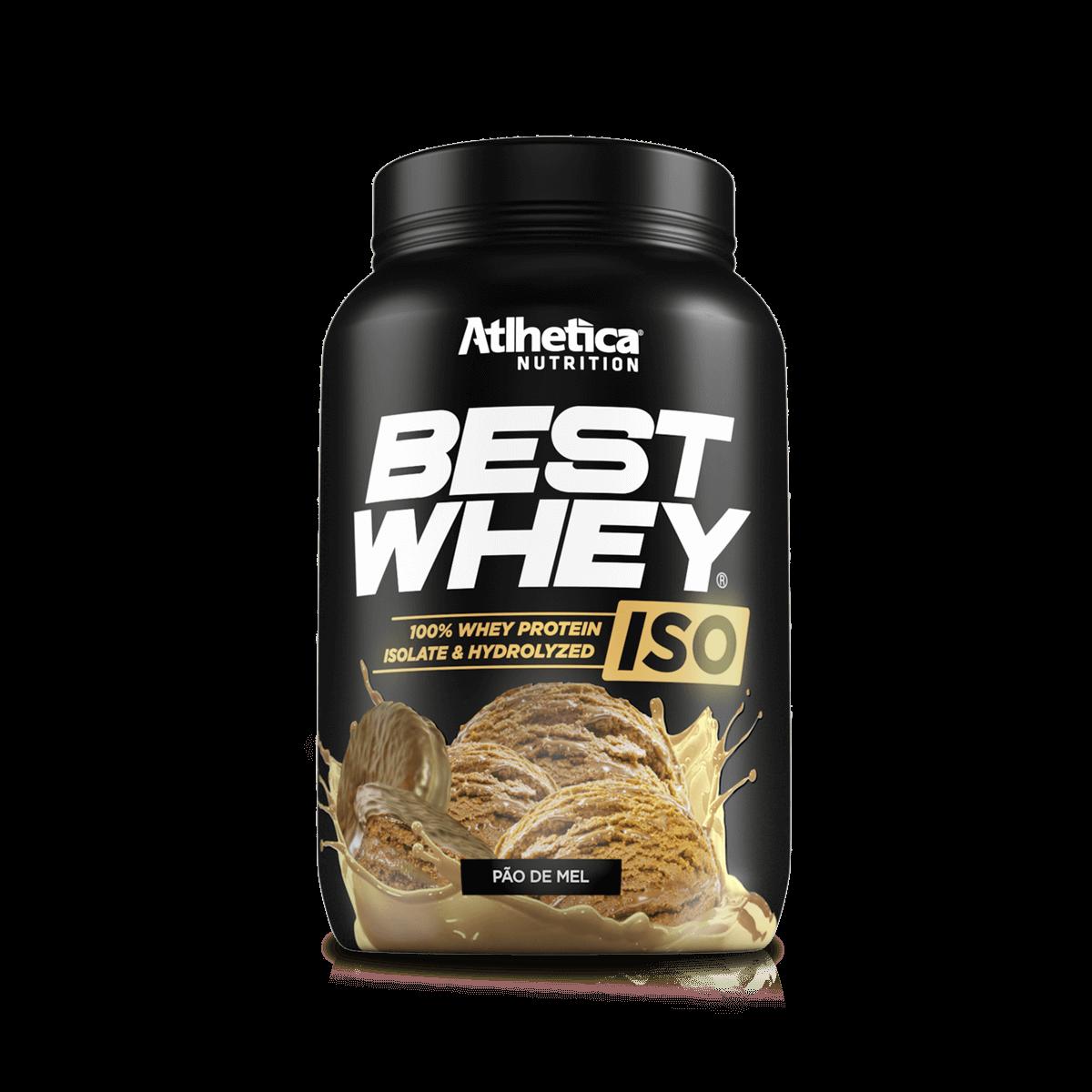 c13166898 Best Whey ISO (900g) Atlhetica Nutrition - Loja do Suplemento