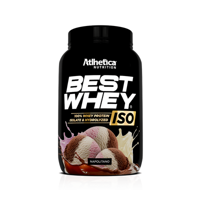 4eb2dc60b Best Whey ISO (900g) Atlhetica Nutrition - Loja do Suplemento