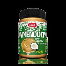 Pasta de Amendoim c/ Açúcar de Coco - Select Amendoim
