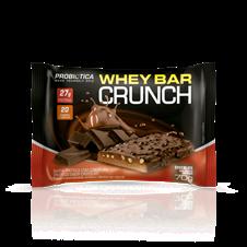 Whey Bar Crunch - Probiótica