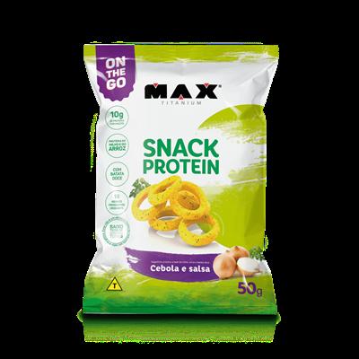 Snack Protein - Max Titanium